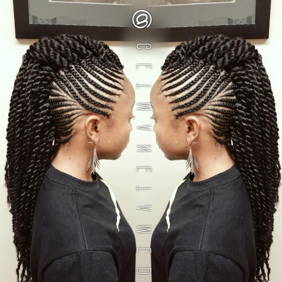 Love The Braids (View 12 of 20)