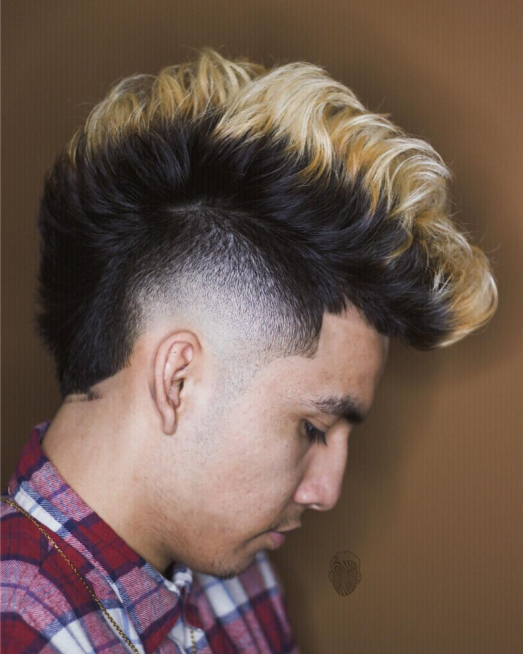 Mohawk Fade Haircut: A New Take On The 'hawk With 2021 Fancy Mohawk Haircuts (View 10 of 20)