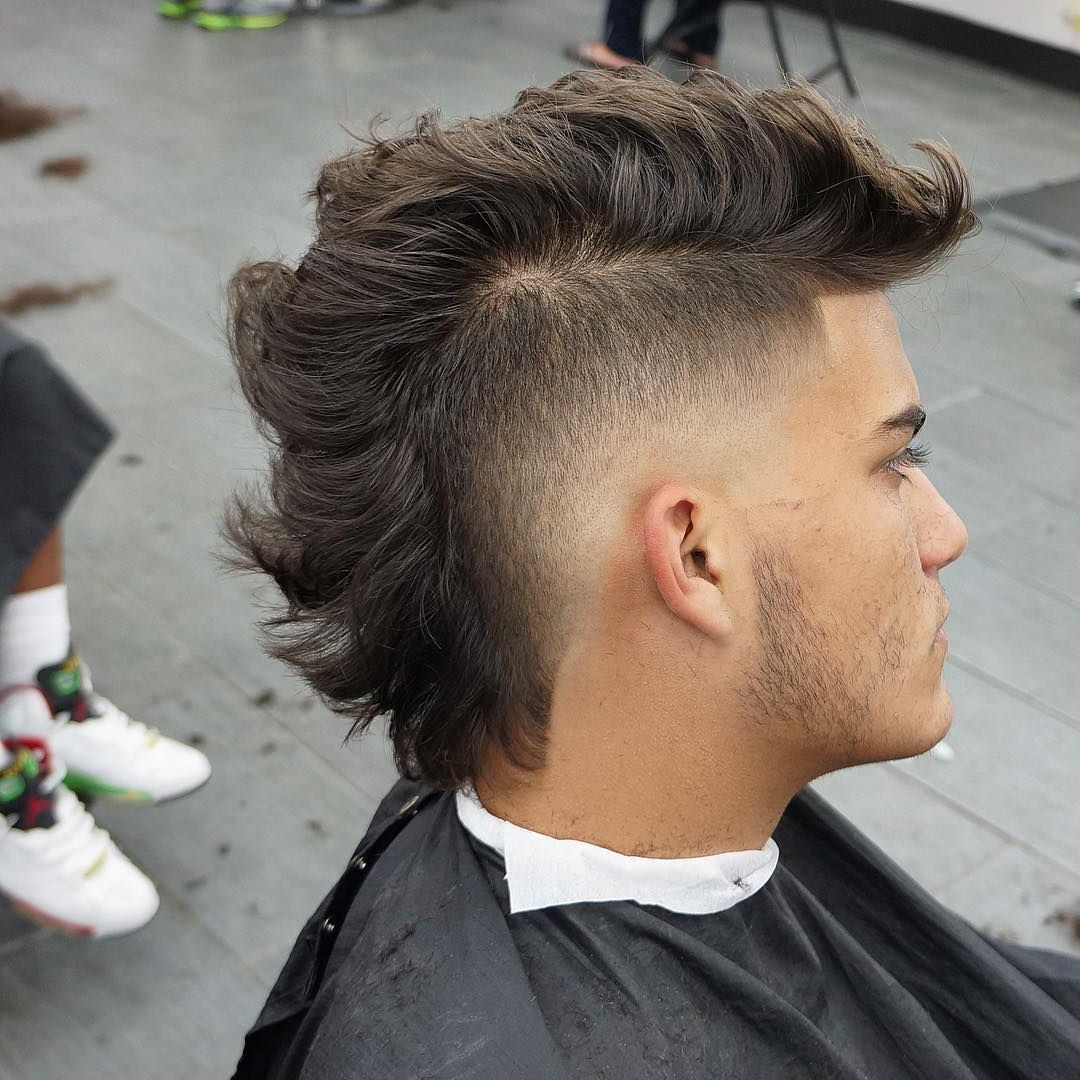 Mohawk Hairstyles Men (View 11 of 20)