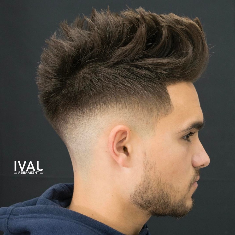 Most Popular Asymmetrical Chop Mohawk Haircuts Throughout Top 100 Men's Haircuts + Hairstyles For Men (october (View 18 of 20)