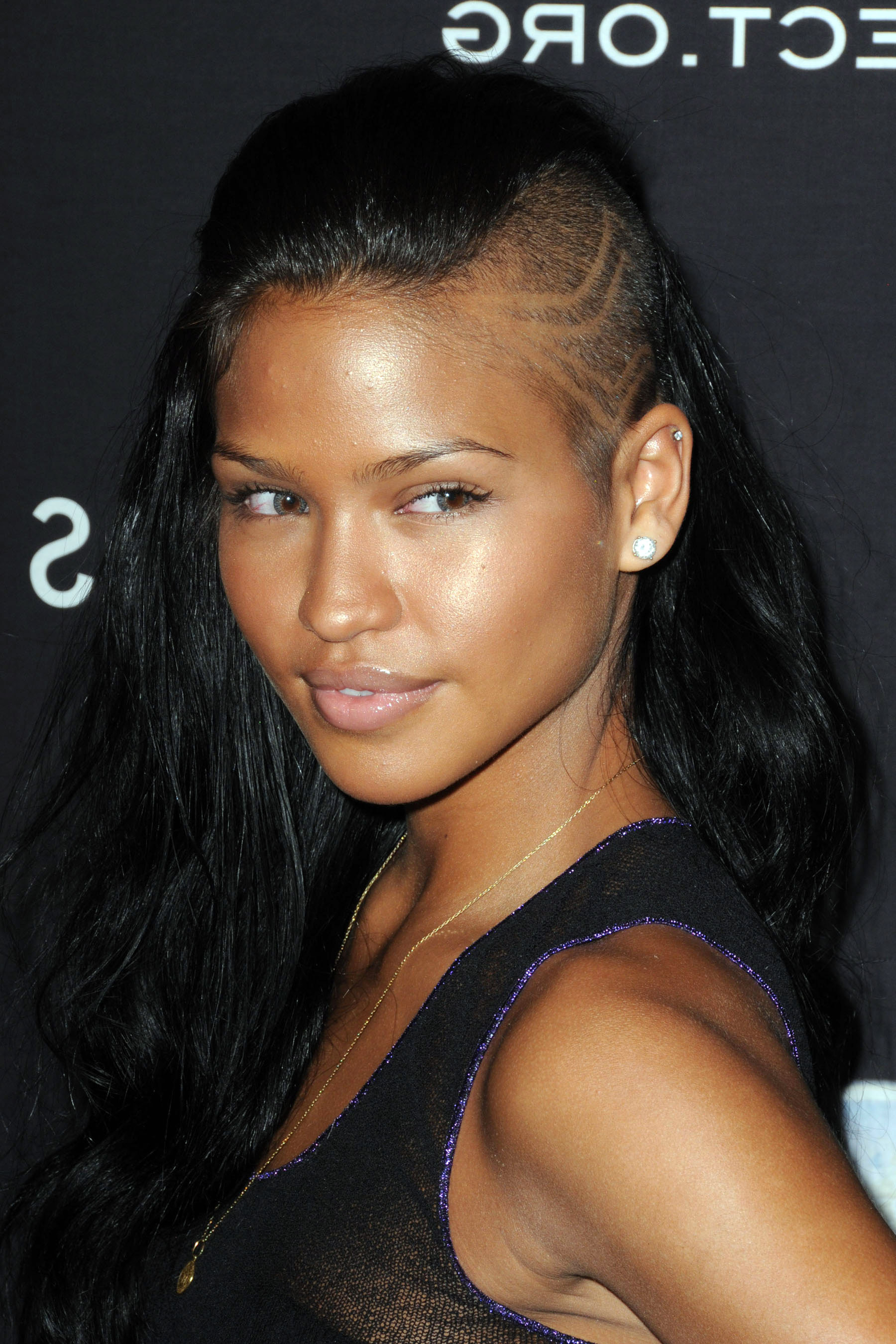 Most Recently Released Cassie Bun Mohawk Hairstyles Pertaining To 50 Great Cassie Hairstyles Photos – Strayhair (View 5 of 20)