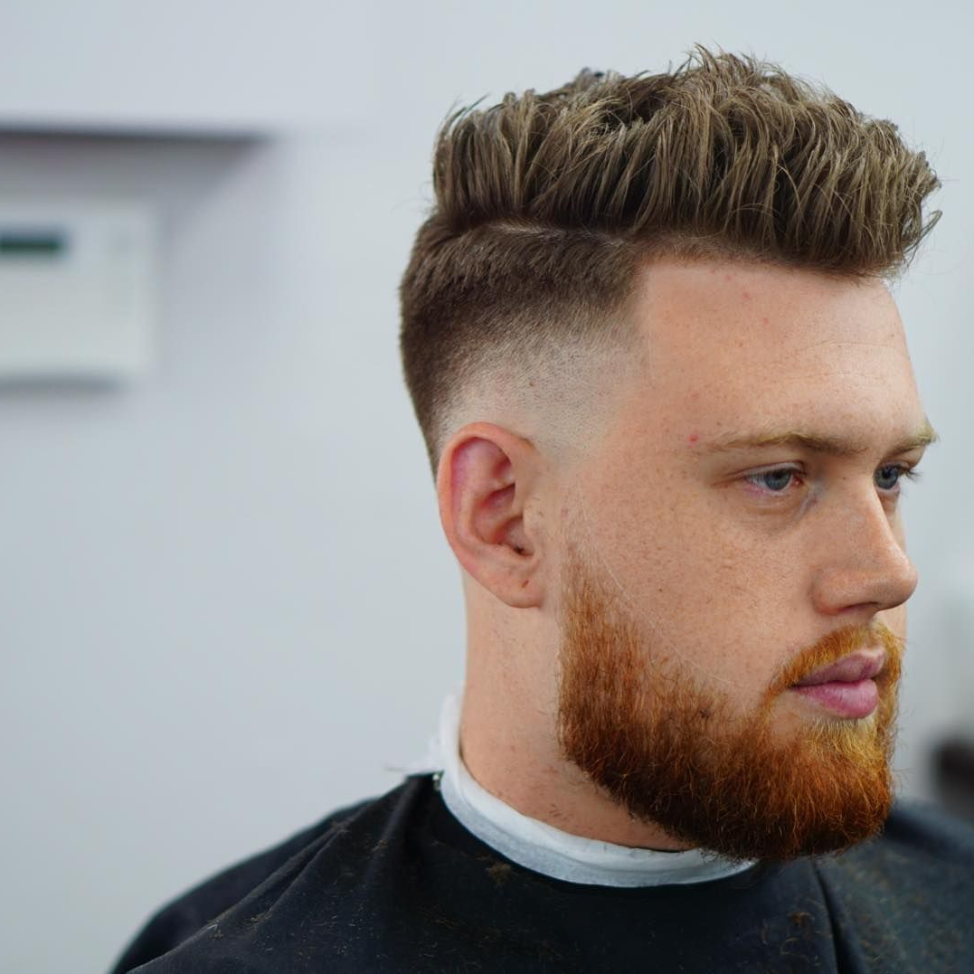 Most Recently Released Sharp Cut Mohawk Hairstyles In Pin On Top 10 Sexy Hairstyles For Men (View 15 of 20)