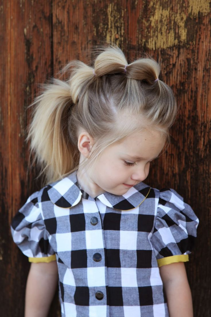 Most Up To Date Ponytail Mohawk Hairstyles In 17 Super Cute Hairstyles For Little Girls – Pretty Designs (View 10 of 20)