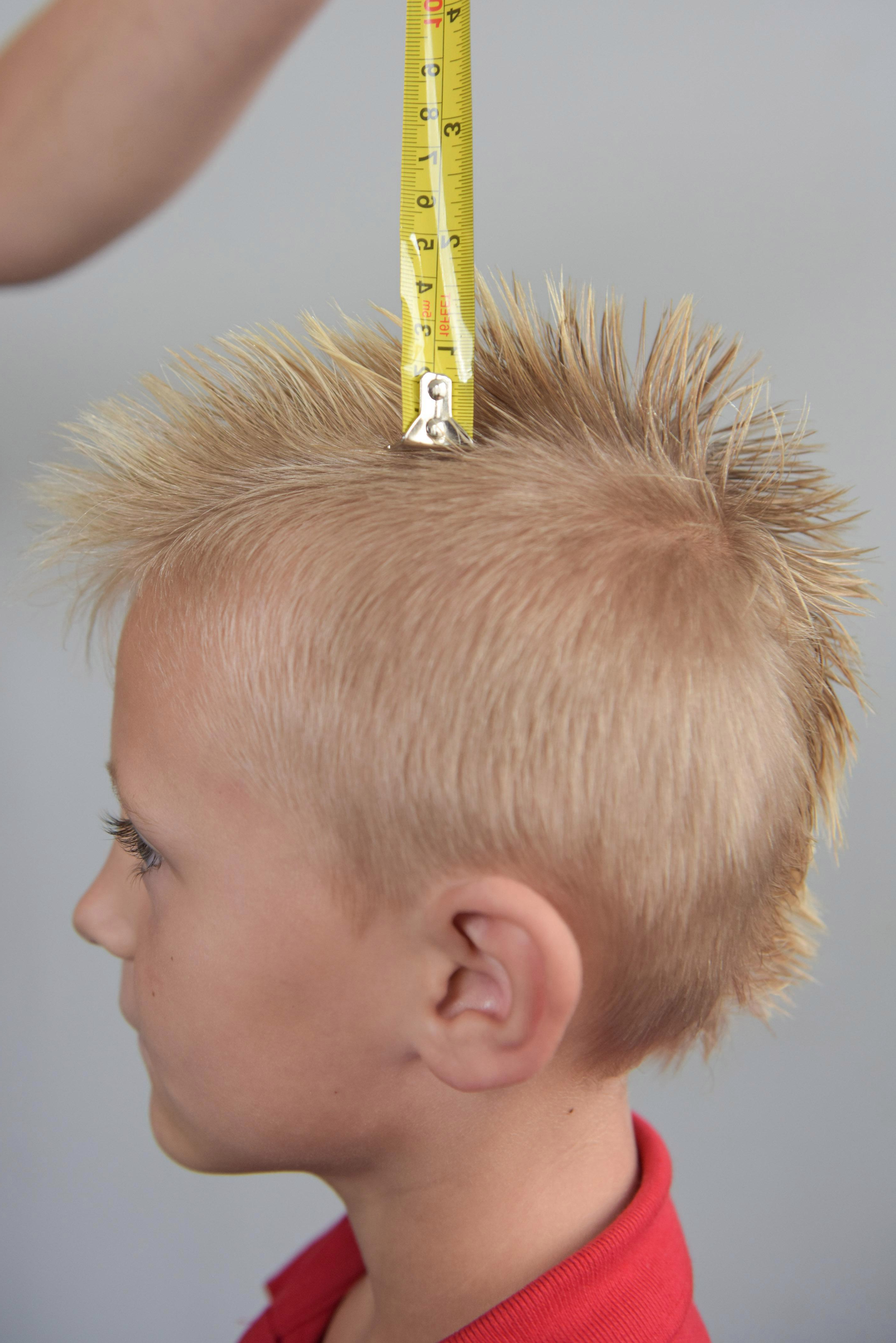 Mum Claims Son, 6, Is Banned From Lessons Over His Mohawk Inside Preferred Color Treated Mohawk Hairstyles (View 15 of 20)