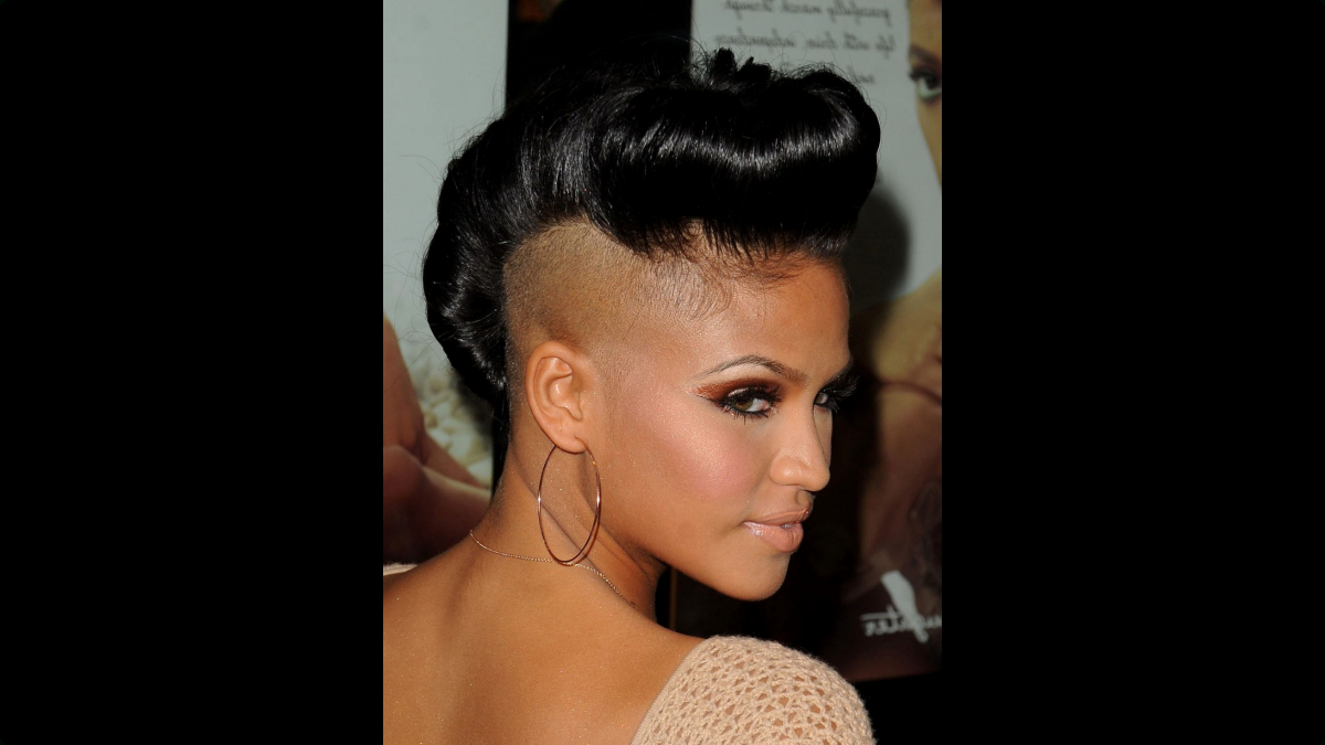 Newest Cassie Roll Mohawk Hairstyles Intended For Cassie Haircut That Look Gorgeous — Classic Style (View 15 of 20)