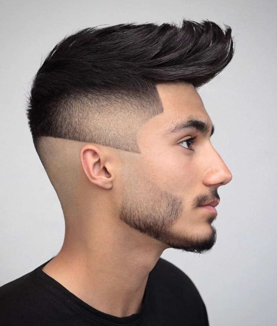 Newest Long Luscious Mohawk Haircuts For Curly Hair Throughout Handsome And Cool – The Latest Men's Hairstyles For (View 17 of 20)