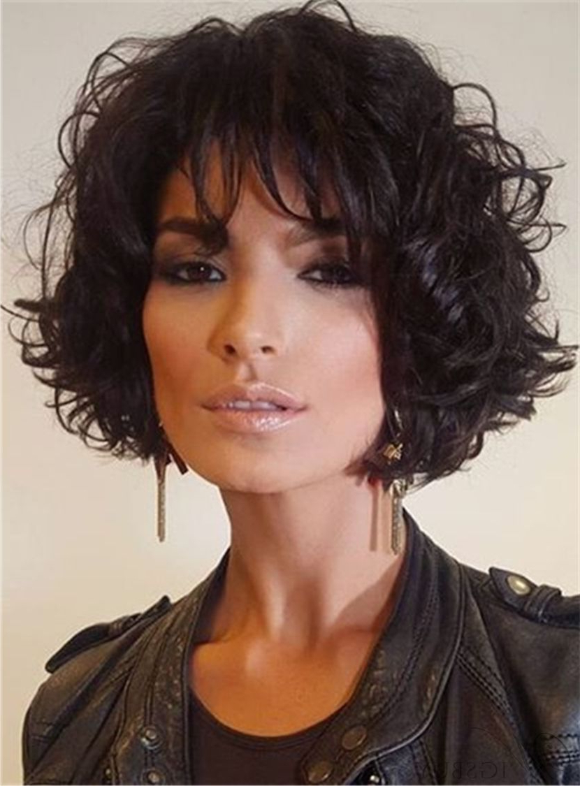 Pin On Hair Care Pertaining To Pixie Haircuts With Bangs And Loose Curls (Gallery 1 of 20)