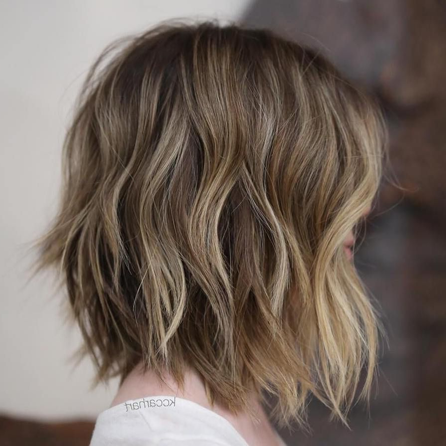 Pin On Hair Color Inspo Throughout Sun Kissed Bob Haircuts (Gallery 2 of 20)