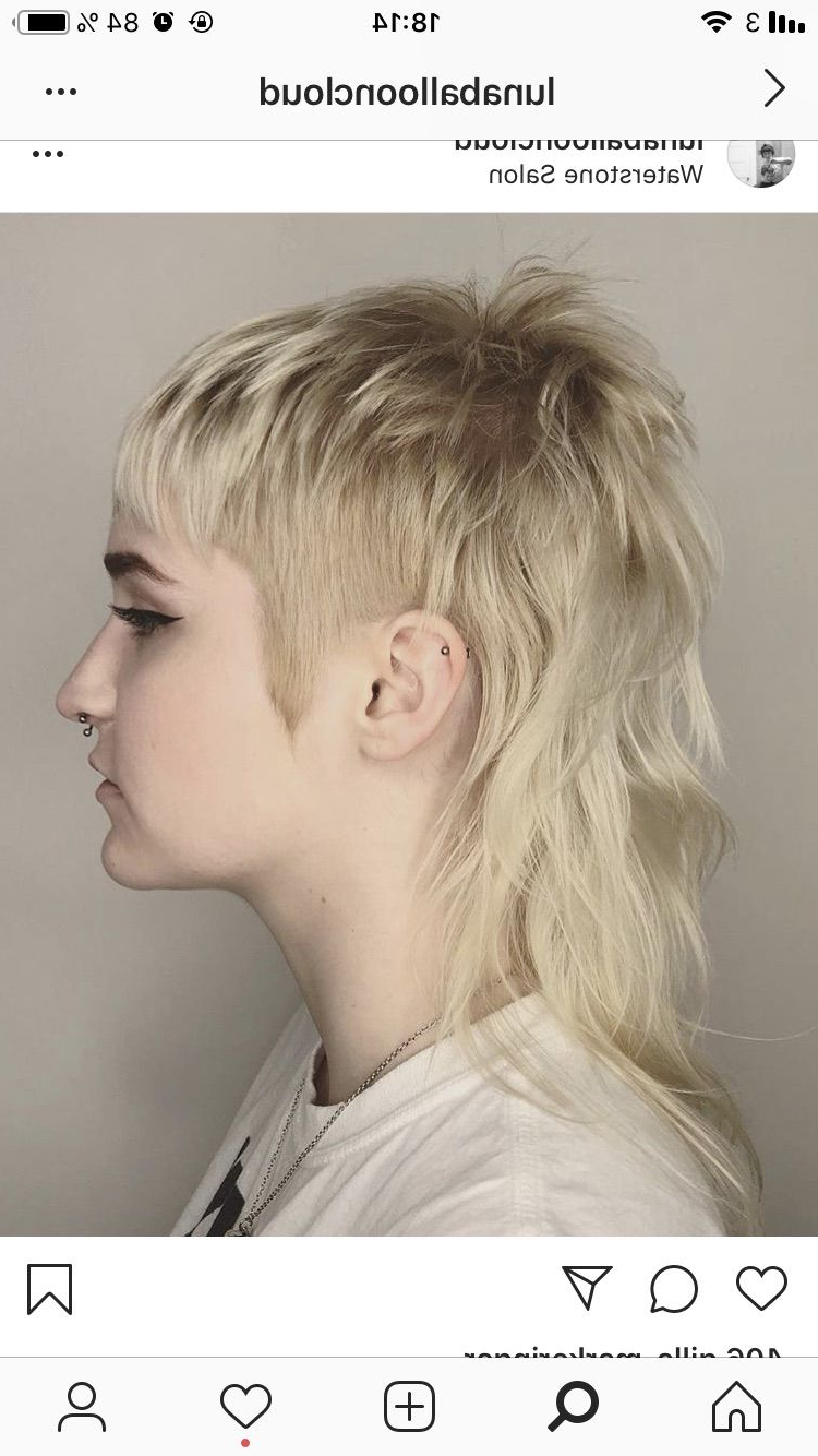 Pin On Hair Love For Modern And Edgy Hairstyles (View 4 of 20)