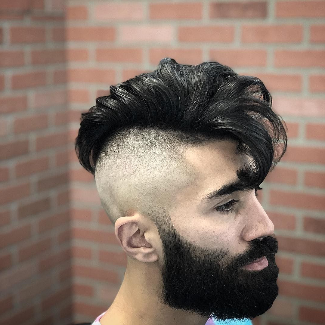 Pin On Hairrstylez For Fashionable Medium Length Hair Mohawk Hairstyles (View 12 of 20)