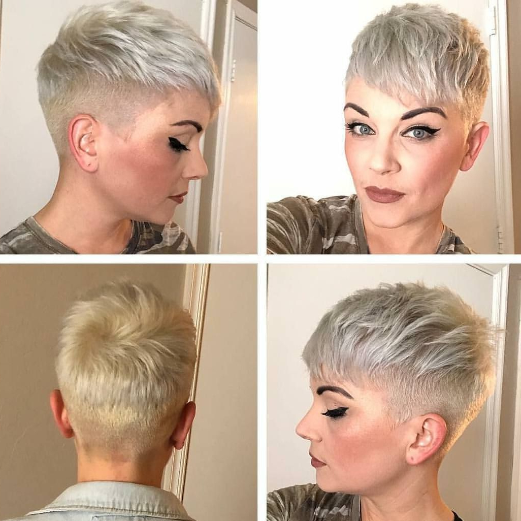 Pin On New Hair Styles Throughout Bold Pixie Haircuts (Gallery 3 of 20)