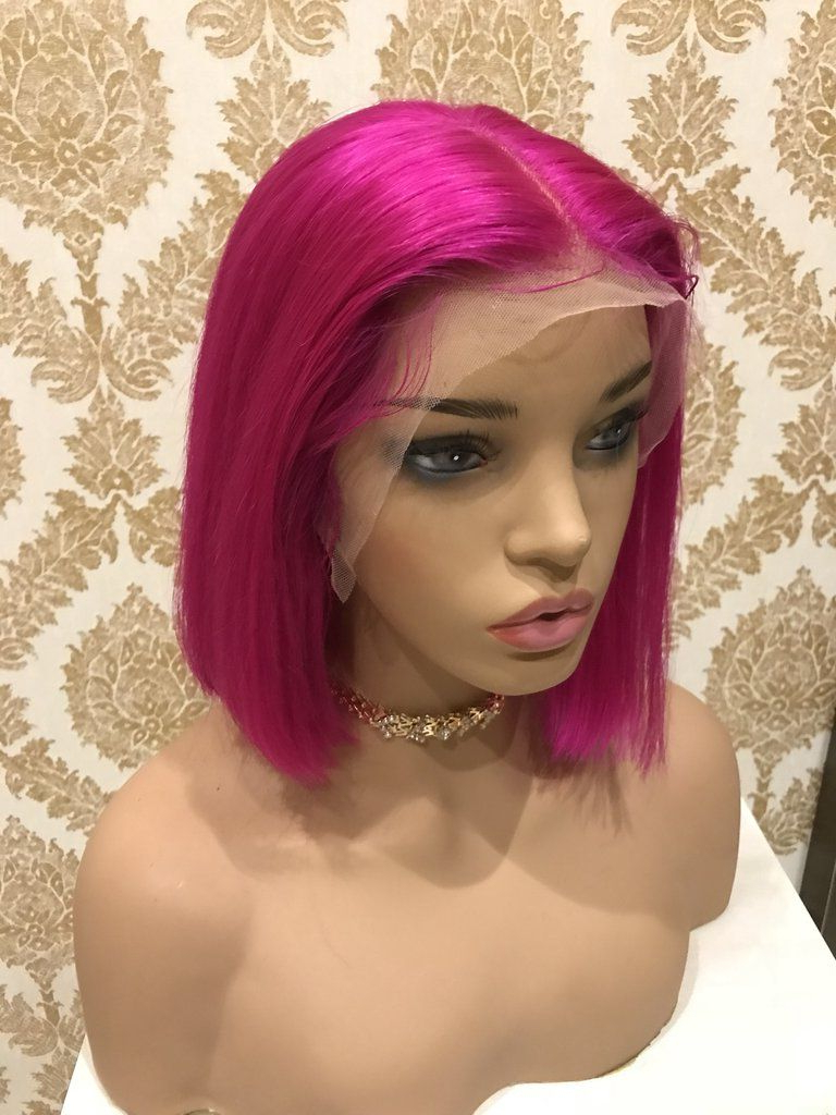 Pin On Sexy Hairstyles In Pink Bob Haircuts (View 14 of 20)
