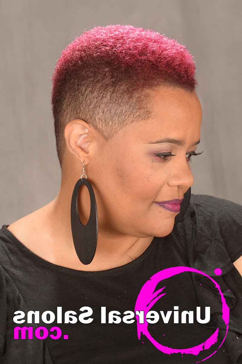 Popular Color Treated Mohawk Hairstyles In Mohawk Haircut With Hair Color From T Rod (View 16 of 20)