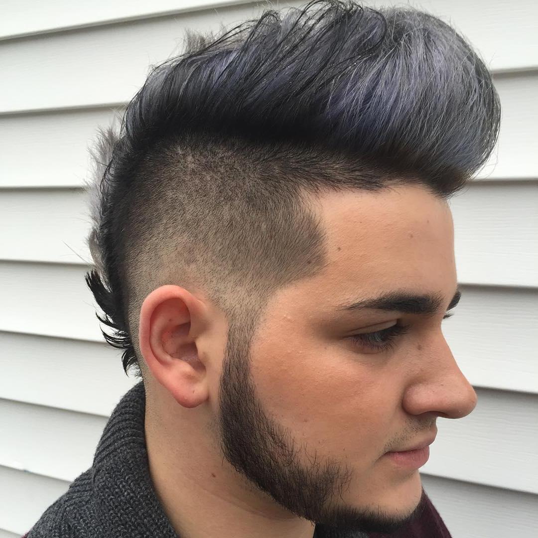Popular Fauxhawk Haircuts In The Fauxhawk (Aka Fohawk) Haircut (Gallery 12 of 20)