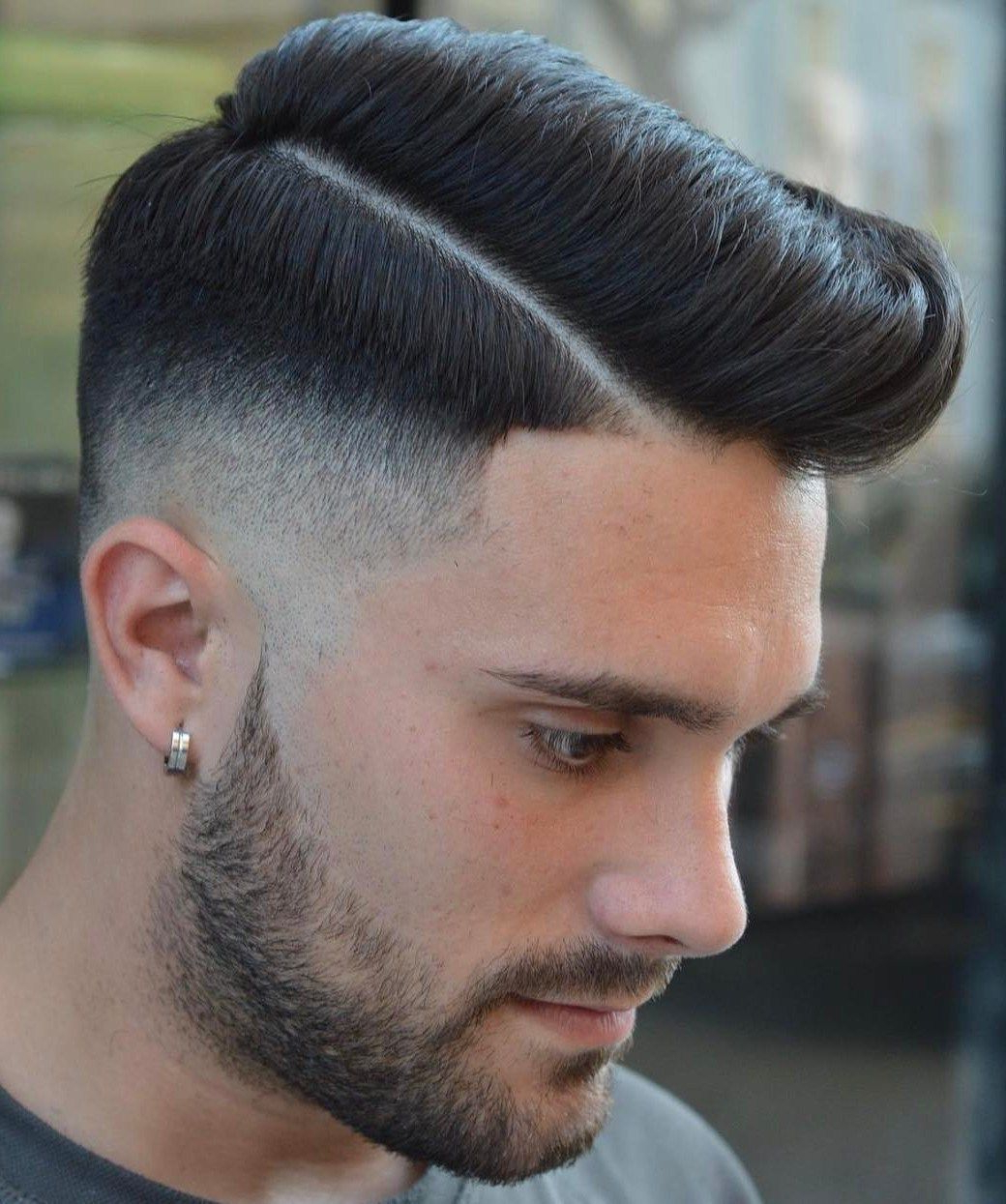 Preferred Mohawk Haircuts On Curls With Parting With Regard To 100 Cool Short Hairstyles And Haircuts For Boys And Men (View 13 of 20)