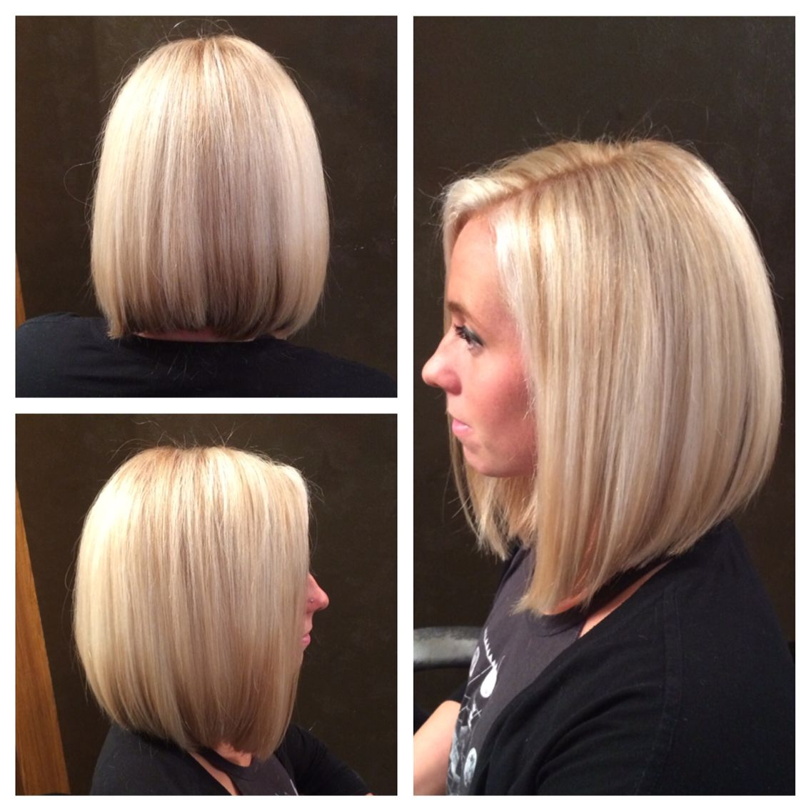 Ready For Summer! Bright Blonde Bob @salon8736 | Brittany In Bright Bob Hairstyles (View 4 of 20)