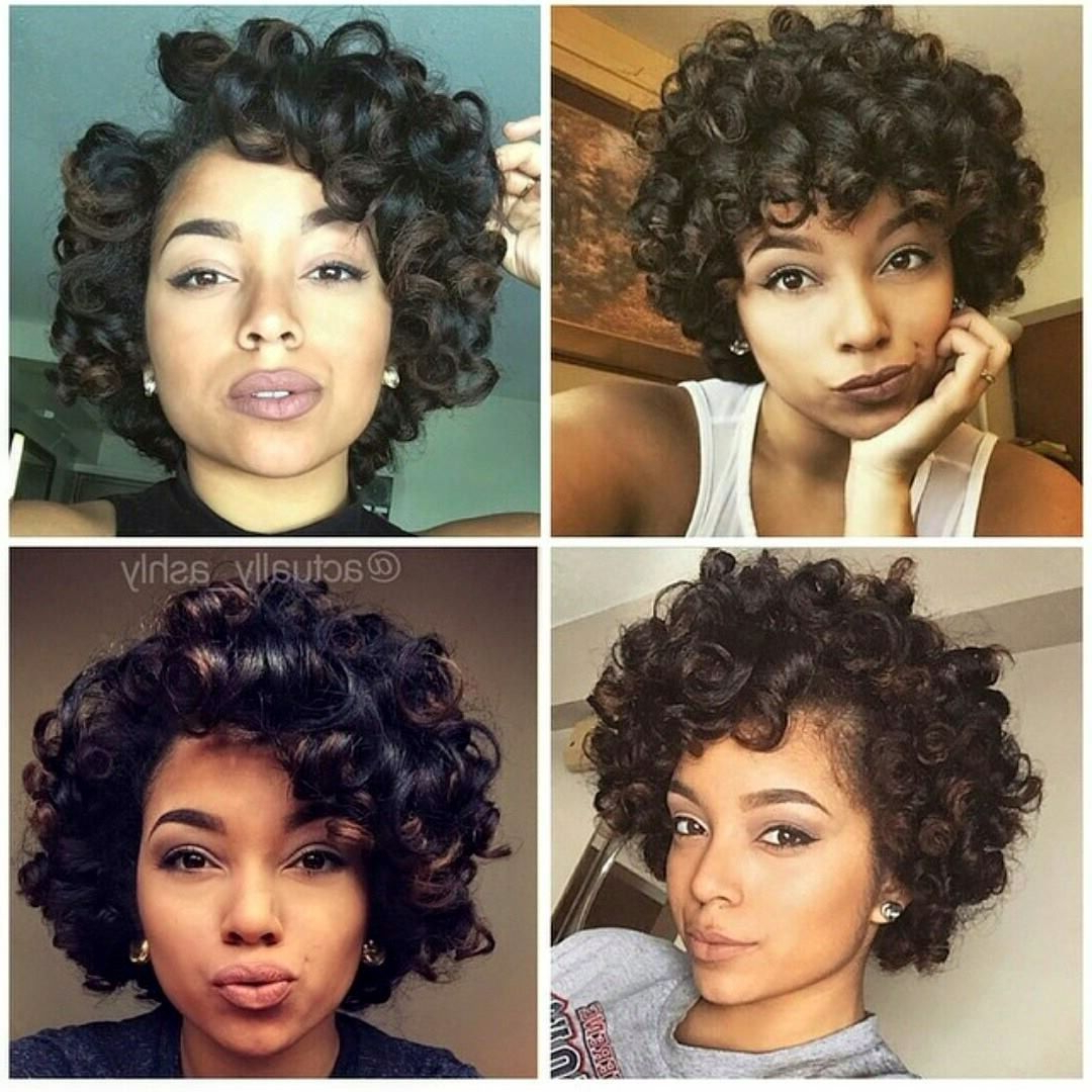 Short Hair Large Curls | Curls Curls All Types Of Curls In Inside Pixie Haircuts With Large Curls (View 20 of 20)
