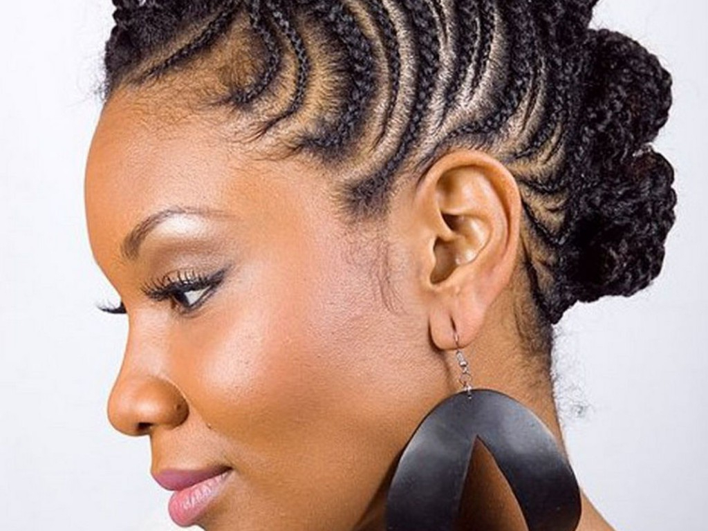 Sophie With 2020 Afro Mohawk Hairstyles For Women (View 19 of 20)
