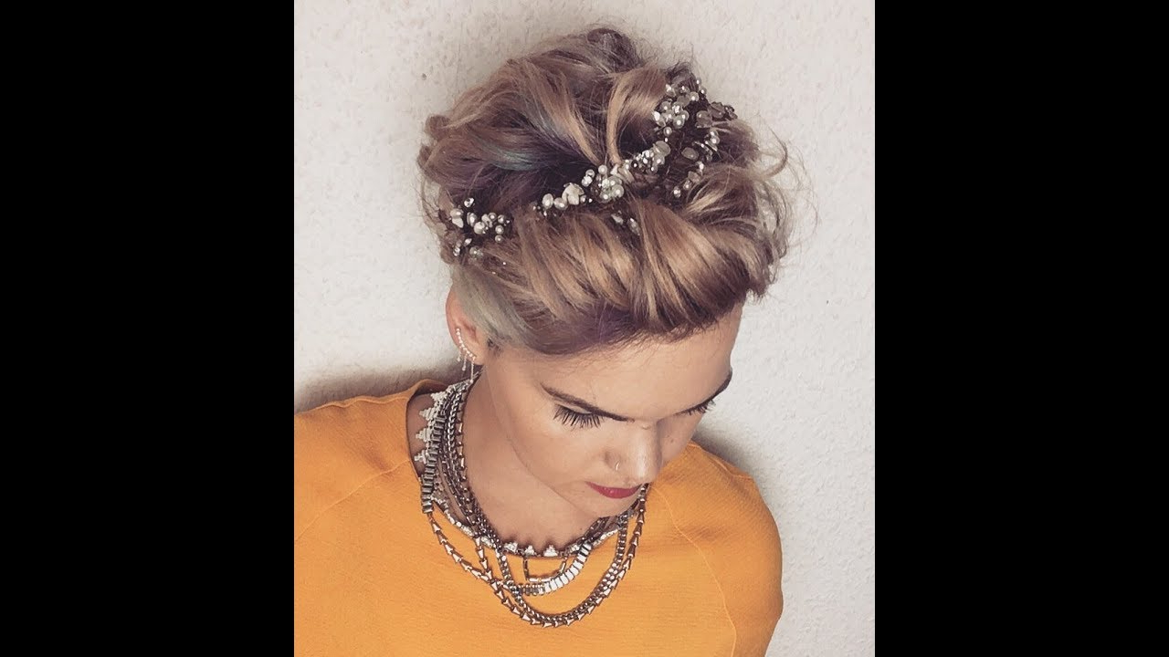 Special Occasion Hairstyle Pixie Glam For Glamorous Pixie Hairstyles (View 19 of 20)