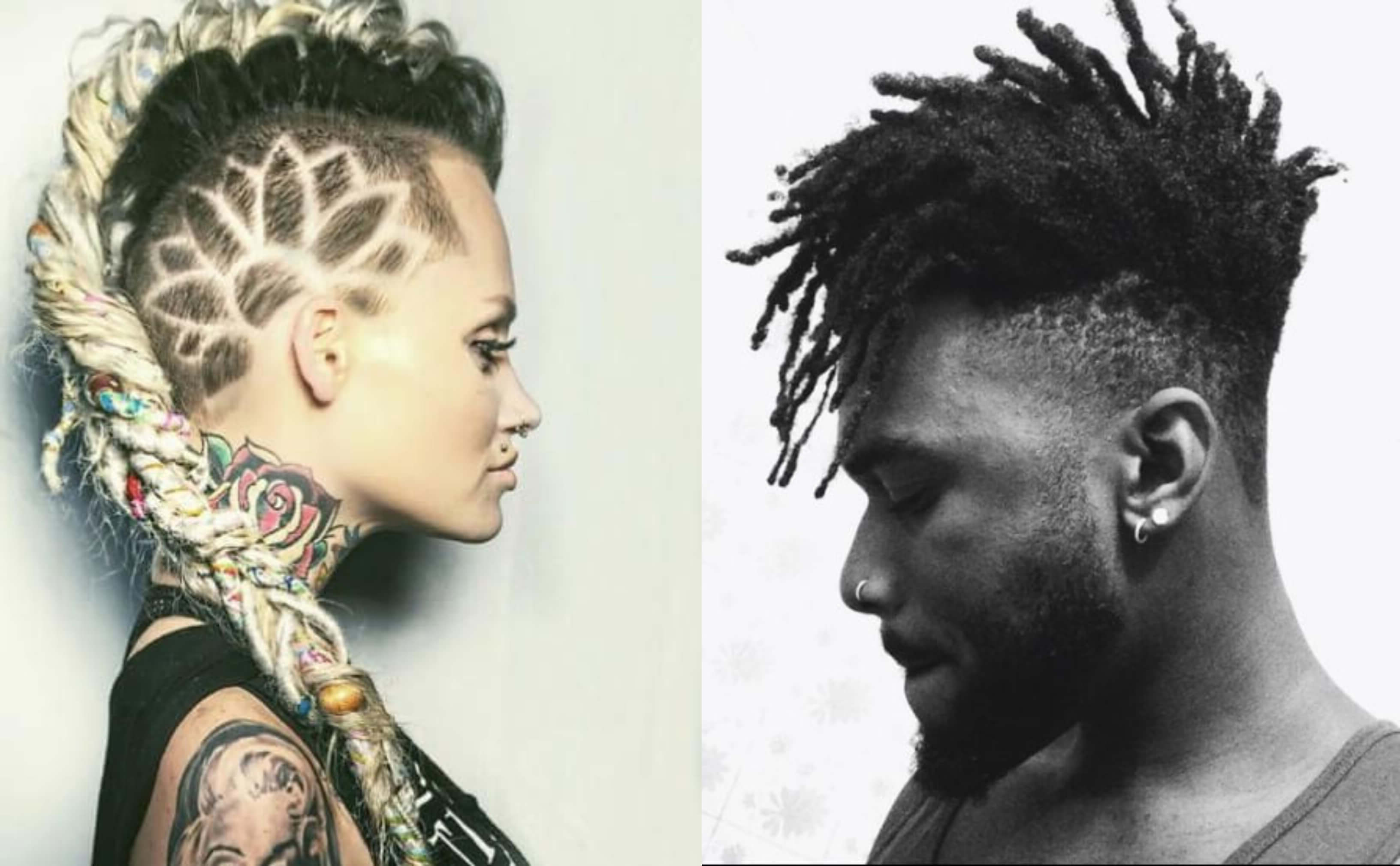 The Coolest Mohawk Dreads Styles – Love Locs Natural Intended For 2020 Dreadlocked Mohawk Hairstyles For Women (View 14 of 20)