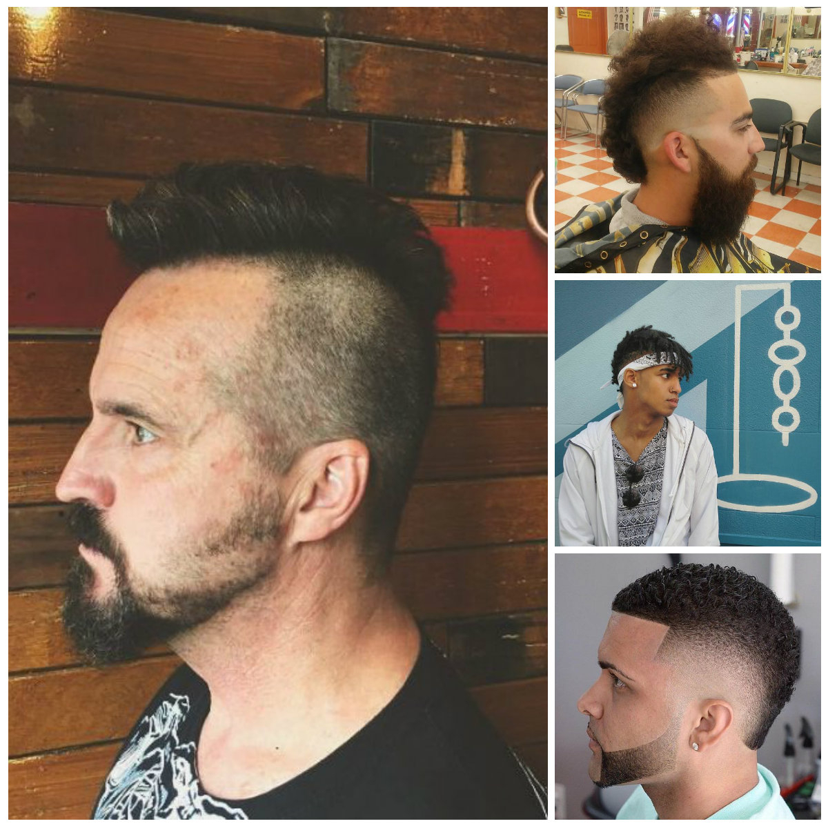 The Curly Mohawk Hairstyles Of Men – Best Hairstyles Intended For Most Recent Fancy Mohawk Haircuts (View 17 of 20)