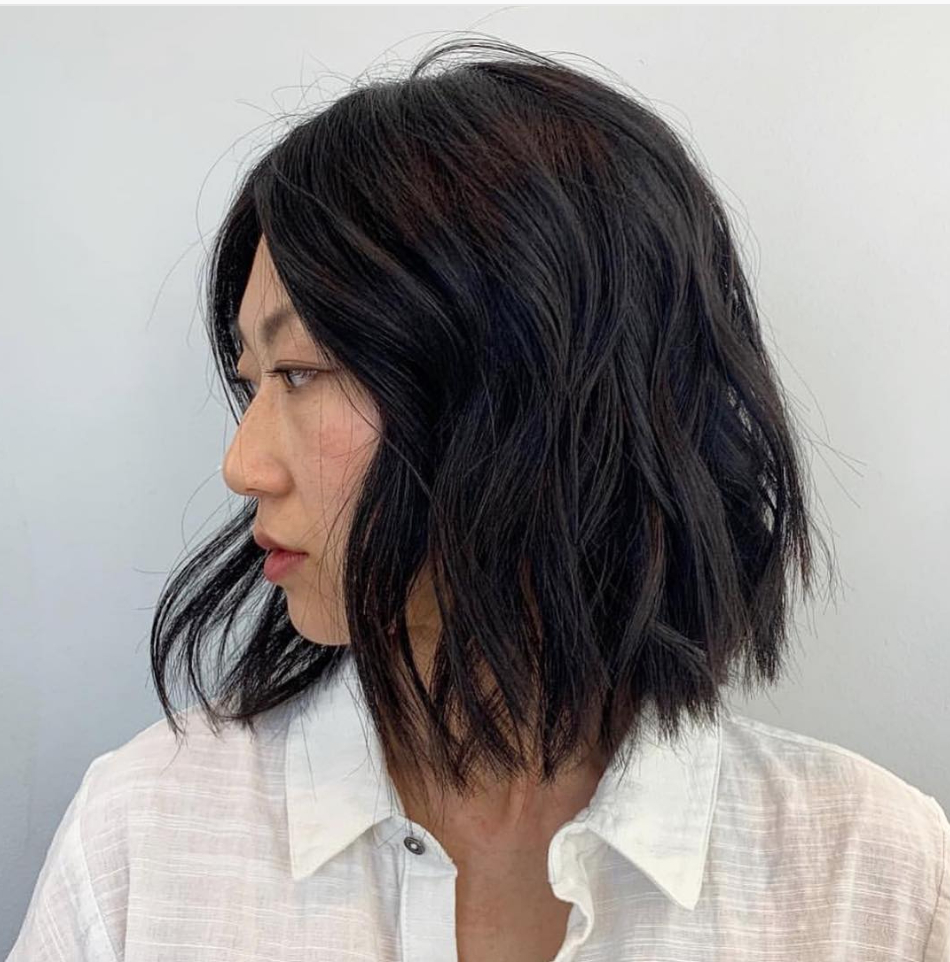 The Most Popular Haircuts For 2019 | Glamour Regarding Modern And Edgy Hairstyles (View 9 of 20)
