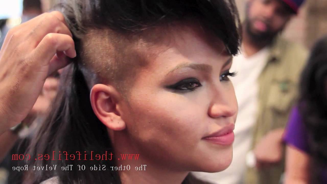 This Is Cassie's Life Files For Most Popular Cassie Roll Mohawk Hairstyles (View 4 of 20)