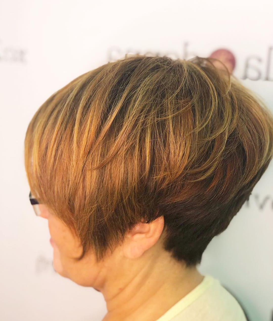 Top 10 Trendy, Low Maintenance Short Layered Hairstyles 2020 In Simple And Stylish Bob Haircuts (View 19 of 20)