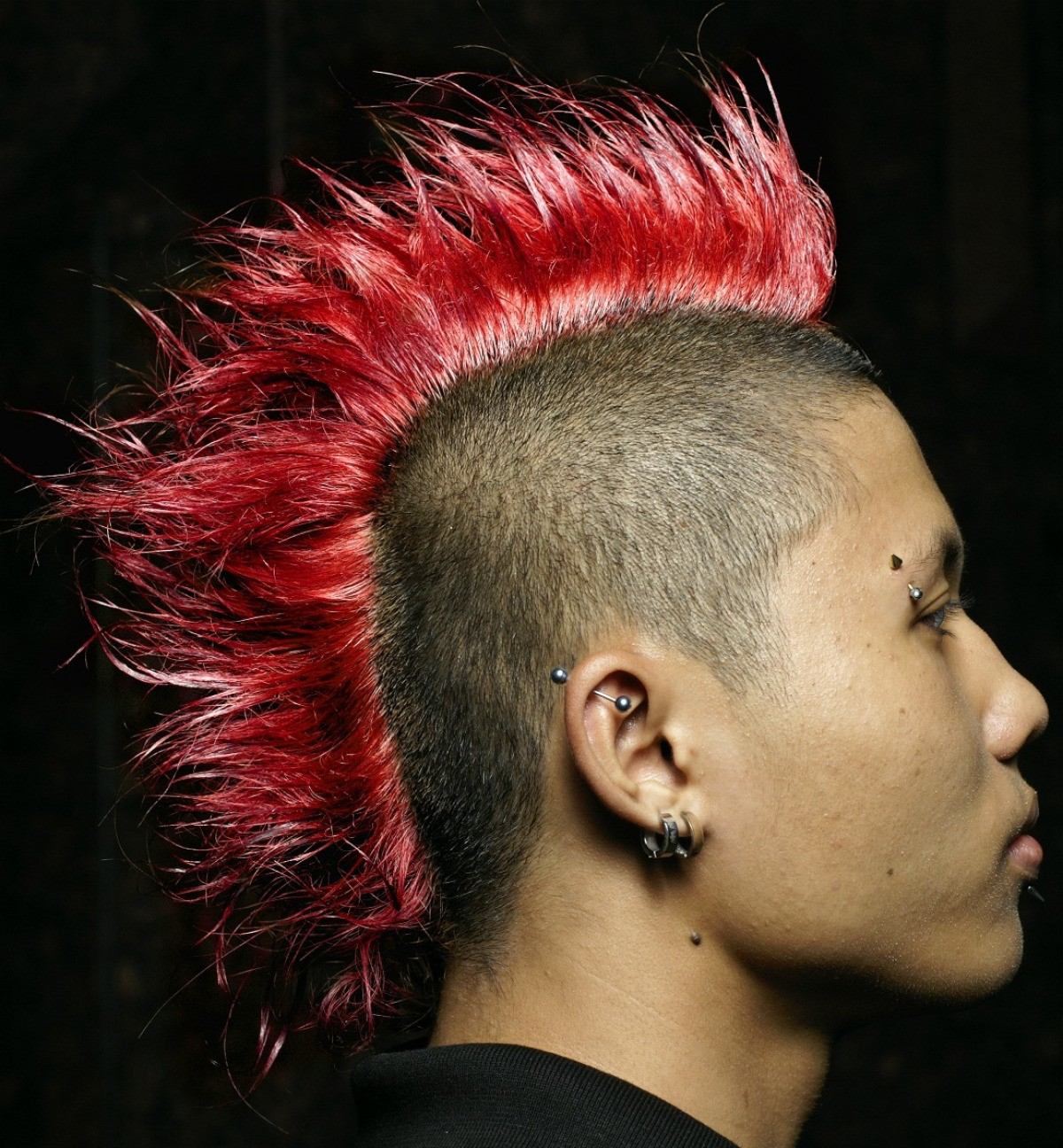 Trendy Fancy Mohawk Haircuts In Sleeping With A Mohawk Haircut (View 19 of 20)