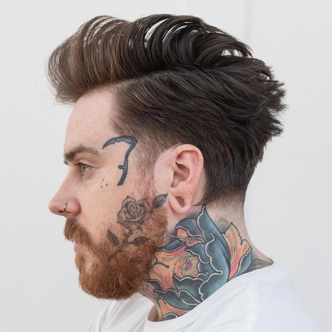 Well Known Medium Length Hair Mohawk Hairstyles Throughout 25+ New Best Cool Men's Haircuts (Gallery 11 of 20)