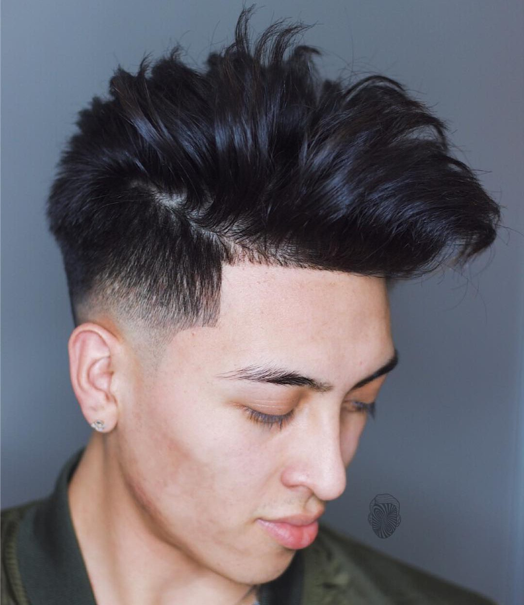 Well Liked Medium Length Hair Mohawk Hairstyles With Cool Men's Medium Length Haircuts (View 18 of 20)