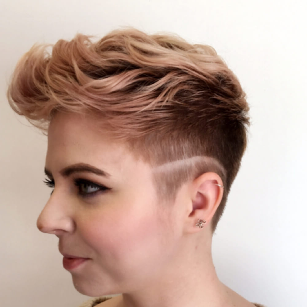 Well Liked Pixie Mohawk Haircuts For Curly Hair With Regard To 43 Cute Short Haircuts For Short Hair In (View 20 of 20)