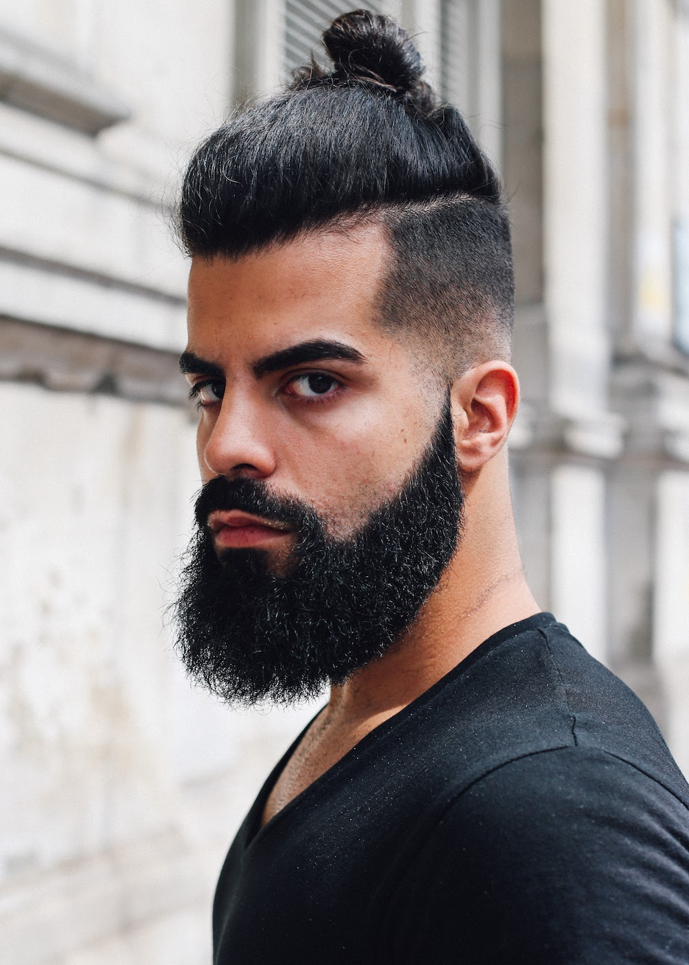 Well Liked Sharp Cut Mohawk Hairstyles Within 3 Beard Styles: Tips For Beard Care / Growth / Health (View 20 of 20)