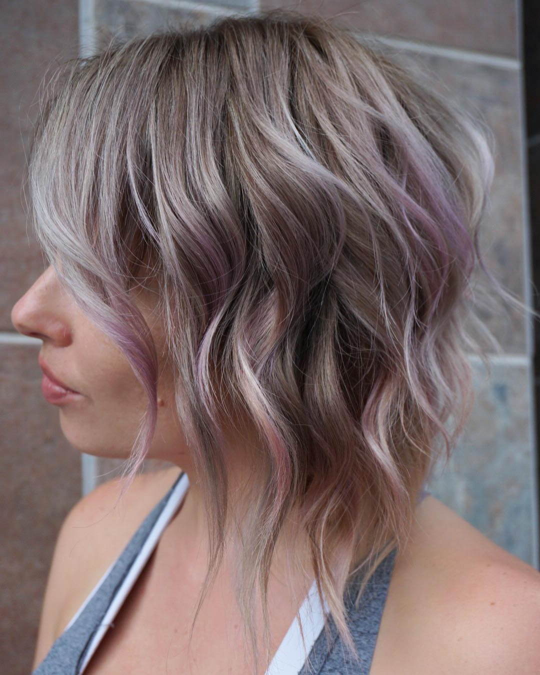 10 Balayage Hair Styles For Medium Length Hair 2020 Regarding Well Known Balayage Hairstyles For Shoulder Length Shag (View 13 of 20)