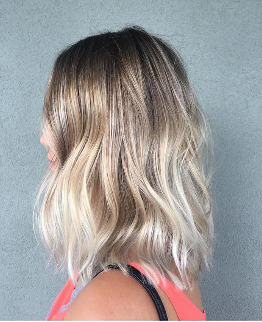 10 Best Medium Hairstyles For Women – Shoulder Length Hair For Best And Newest Blonde Medium Haircuts (Gallery 4 of 20)
