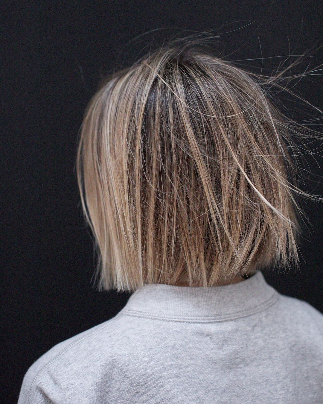 10 Casual Medium Bob Hair Cuts – Female Bob Hairstyles 2020 With Regard To Bob Hairstyles With Contrasting Highlights (View 12 of 20)