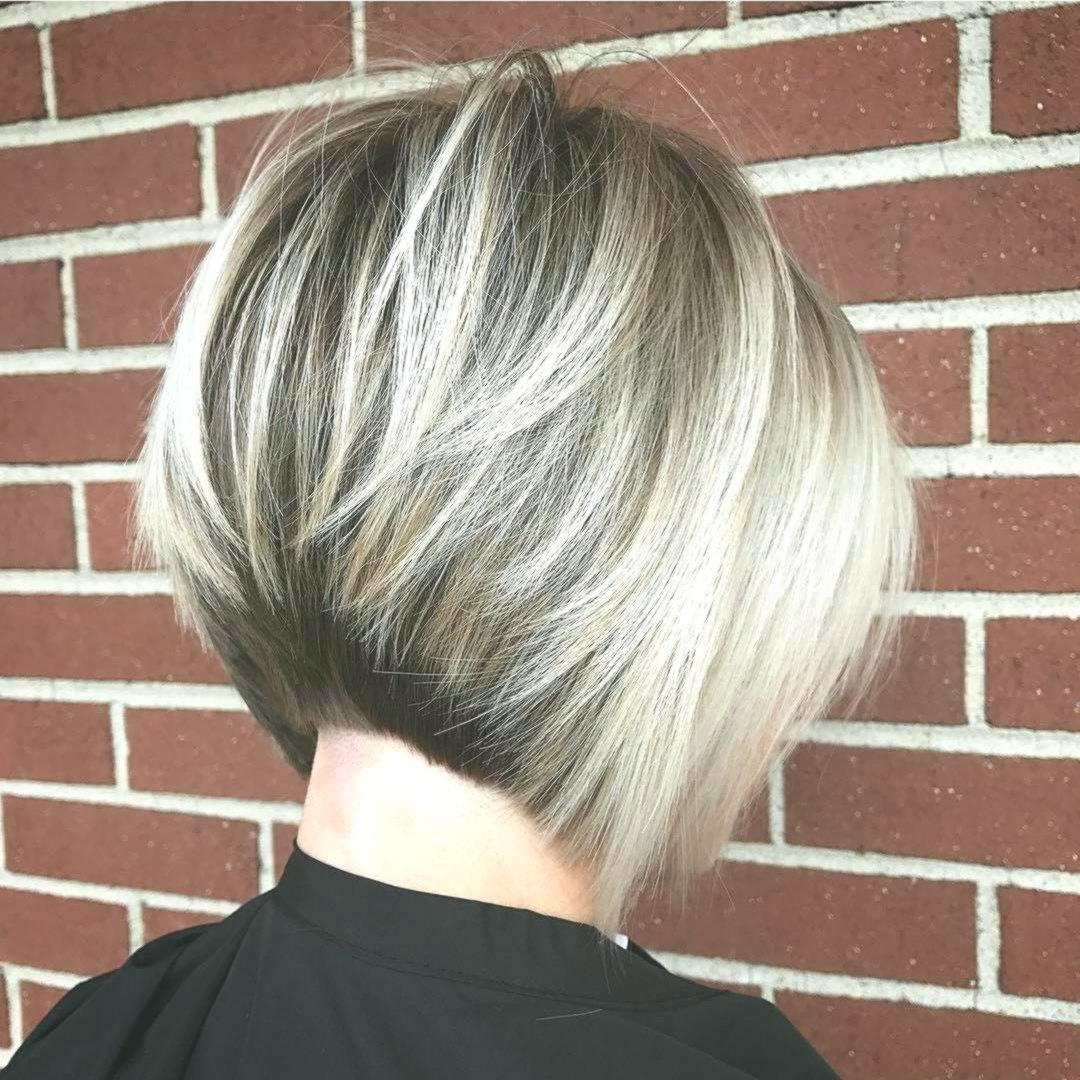 10 Layered Bob Hairstyles – See New Blonde Shades Fab With Regard To Romantic Blonde Wavy Bob Hairstyles (View 5 of 20)