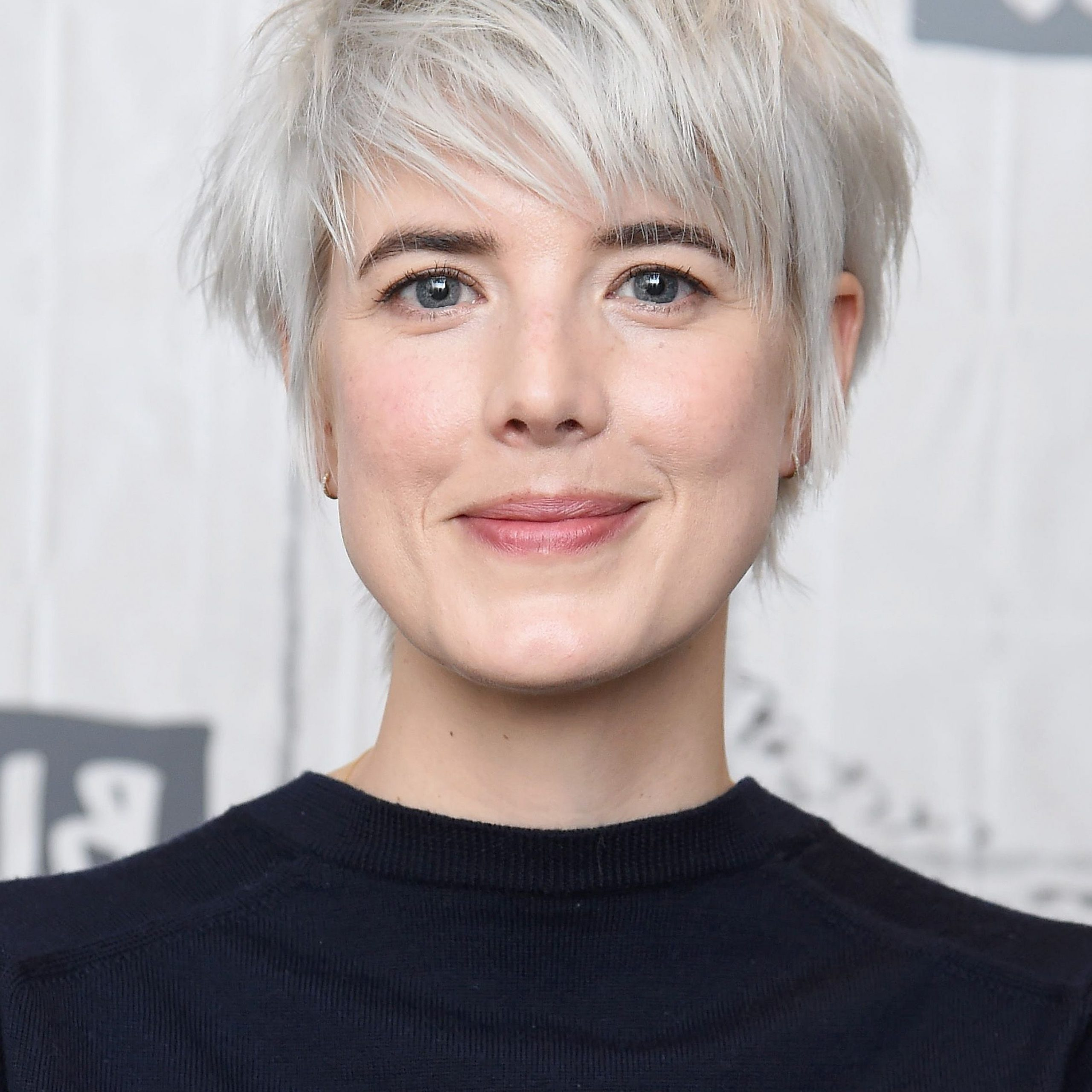 112 Best Short Hairstyles, Haircuts, And Short Hair Ideas Throughout Short Bob Hairstyles With Cropped Bangs (Gallery 13 of 20)