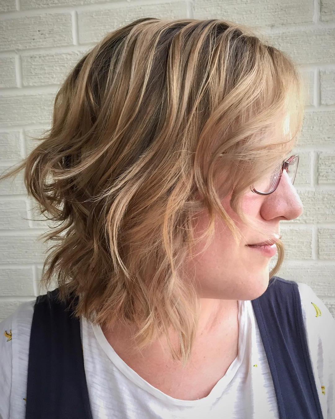 125 Coolest Shag Haircuts For All Ages – Prochronism For Famous Silver Shag Haircuts With Feathered Layers (View 14 of 20)