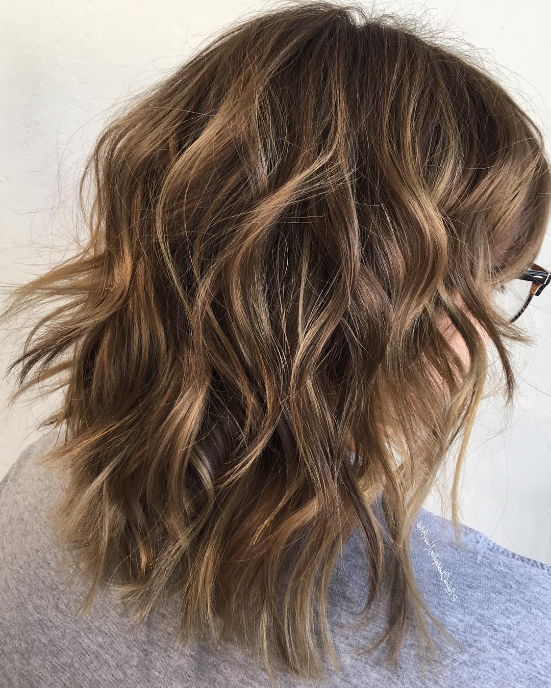 125 Coolest Shag Haircuts For All Ages – Prochronism Pertaining To Best And Newest Natural Layers And Ombre Highlights Long Shag Hairstyles (Gallery 19 of 20)