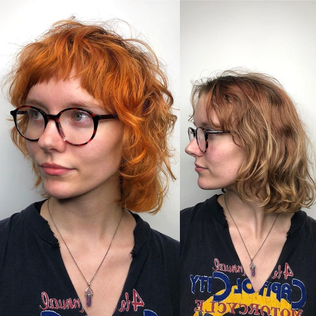 14 Cute Shag Haircut Ideas For Any Length — Shag Hair Trend With Full And Thick Shag Haircuts (View 4 of 20)