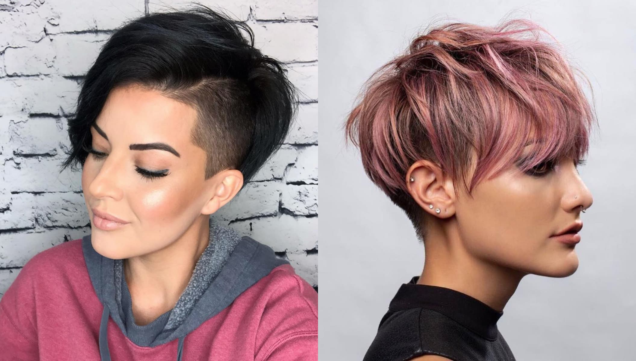 18 Irresistible Long Pixie Cuts (View 12 of 20)