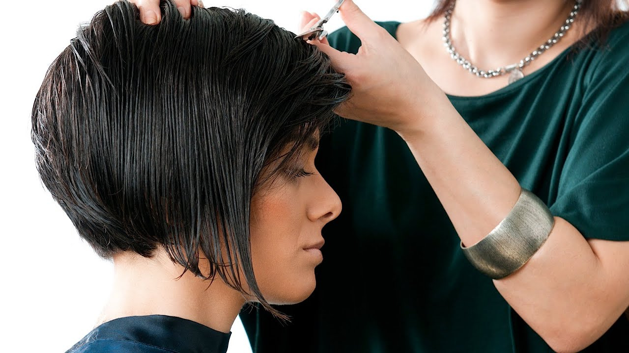 2 Tips For Styling Your A Line Bob | Short Hairstyles Pertaining To A Line Bob Hairstyles With Arched Bangs (View 15 of 20)
