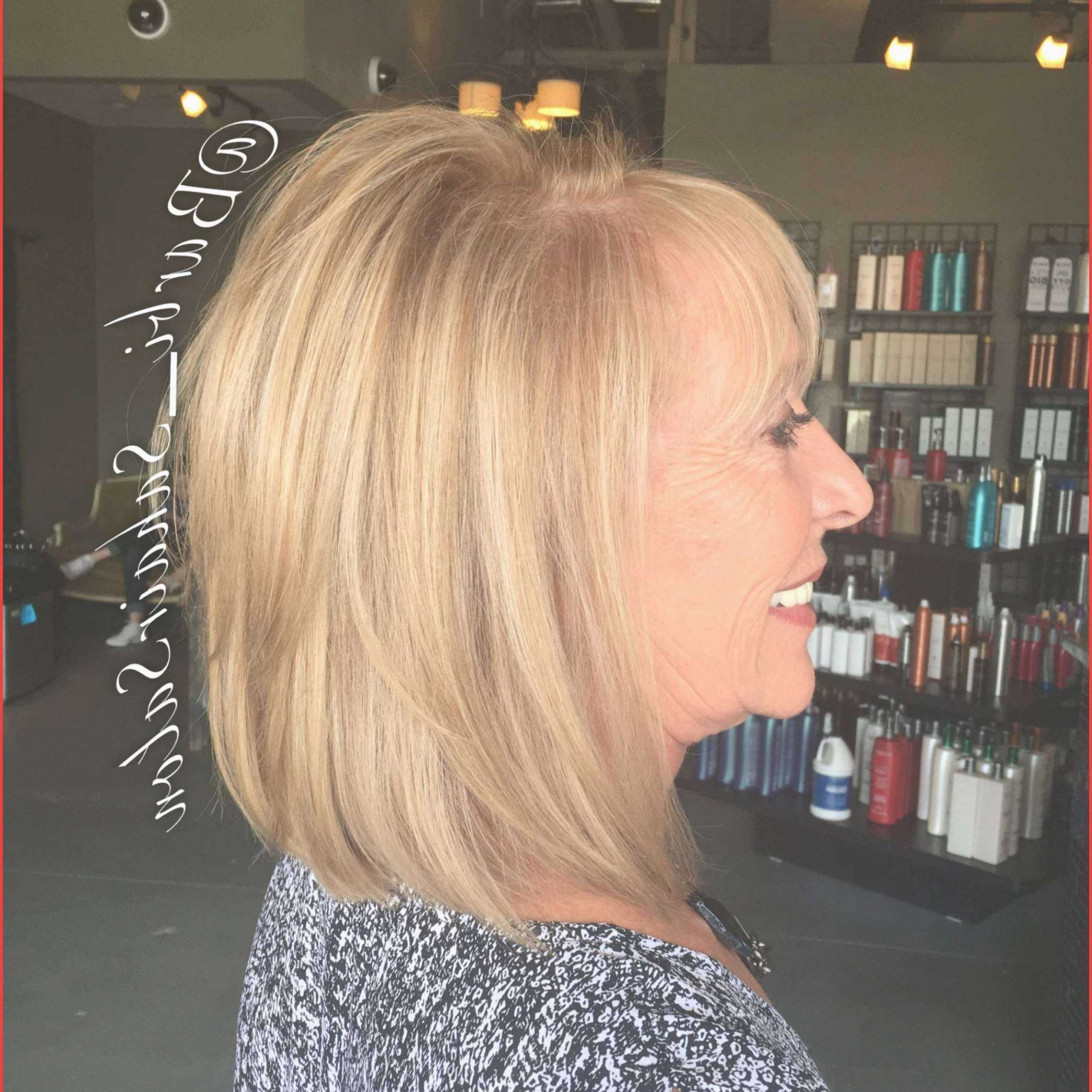 2017 Short And Medium Layers Haircuts For Fine Hair Within 33 Medium Length Layered Hairstyles For Thin Hair (View 2 of 20)
