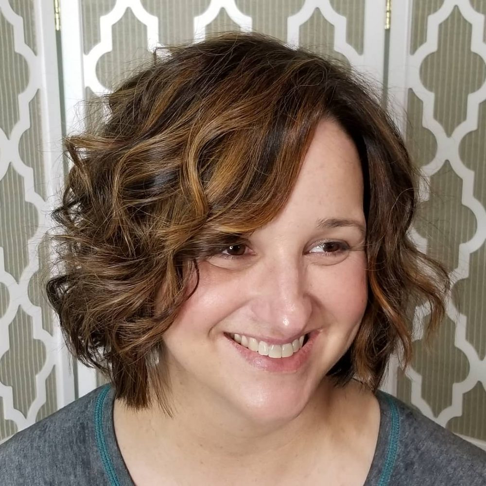23 Cutest Chin Length Hairstyles (trending For 2019) Regarding Straight Wispy Jaw Length Bob Hairstyles (View 13 of 20)