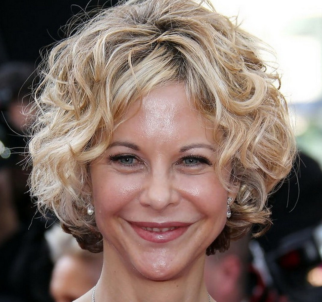 25 Gorgeous Short Hairstyles For Women Over 50 | Fabbon Within Jaw Length Shaggy Walnut Brown Bob Hairstyles (View 10 of 20)