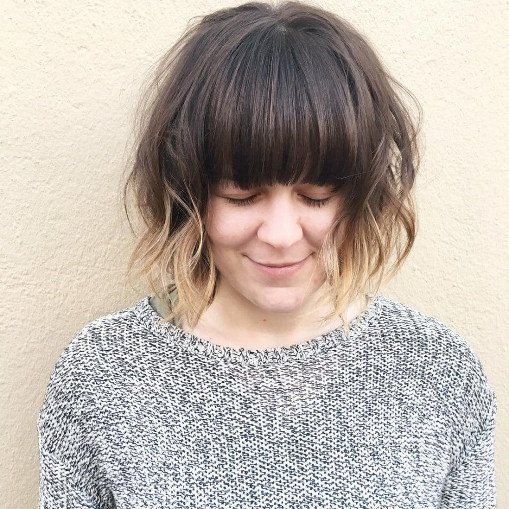 26 Modern Shag Haircuts To Try In 2019 Intended For Curls Of Tinsel Shag Haircuts (View 15 of 20)