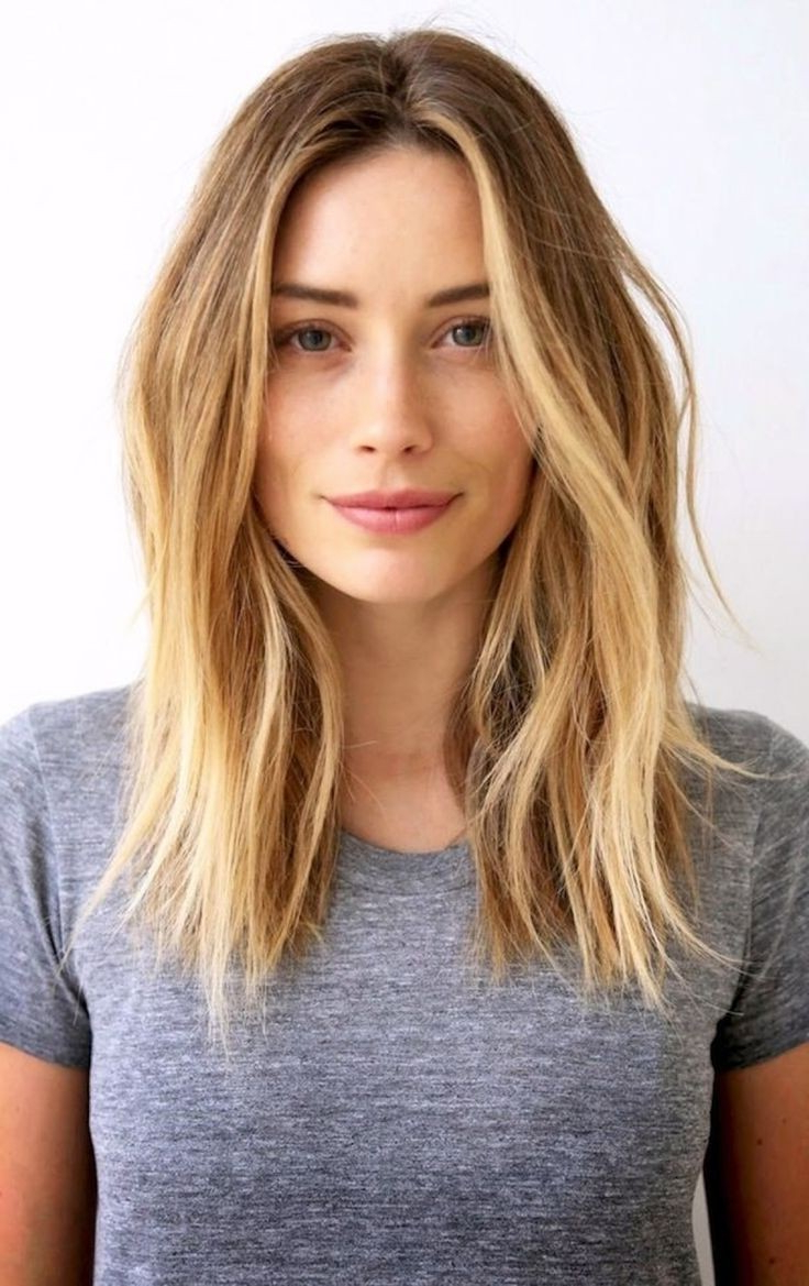 30 Most Attractive Looking Face Framing Hairstyles For Women For Recent Face Framing Wavy Hairstyles (Gallery 20 of 20)