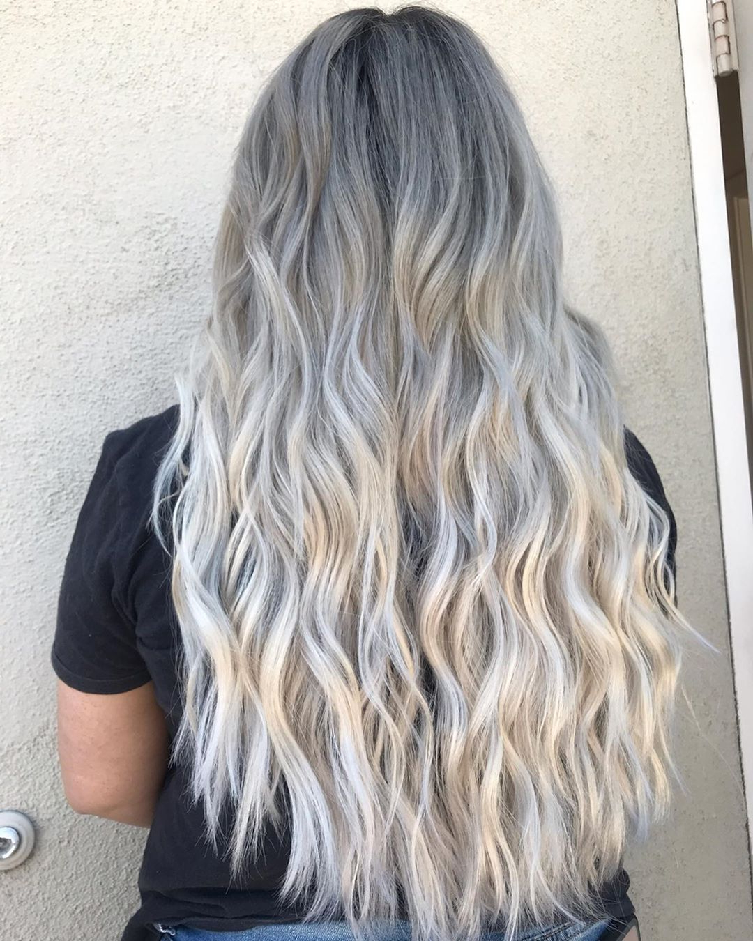 40+ Silver Hair Color Ideas & 2019 Trends: Highlights In Dusty Lavender Short Shag Haircuts (View 17 of 20)