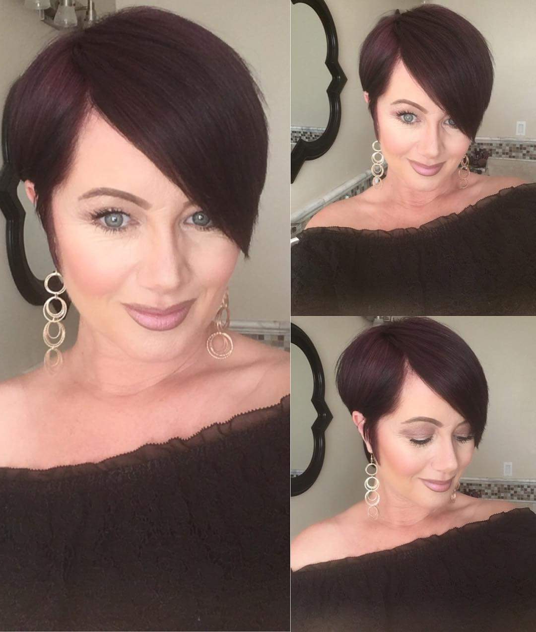 40+ Smart Pixie Haircuts Which Will Convince You To Chop Regarding Asymmetrical Side Sweep Hairstyles (View 2 of 20)